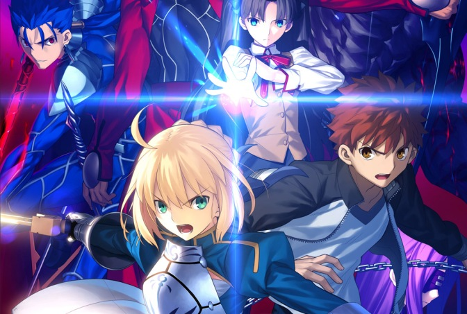 Fate/stay night – Visual Novel Review