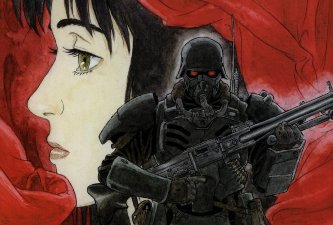 Jin-Roh: The Wolf Brigade – Anime Review
