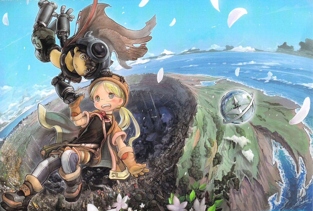 Made in Abyss – Anime