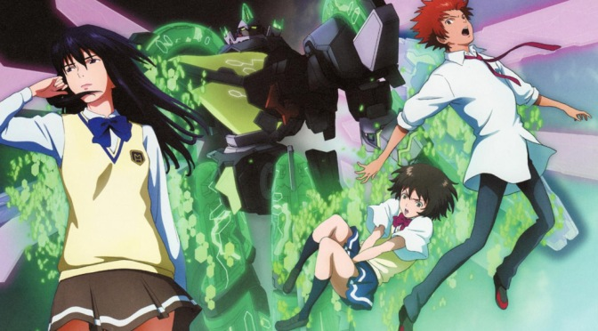 Zegapain – Anime Review