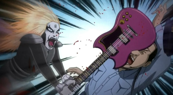 Detroit Metal City – Anime Review