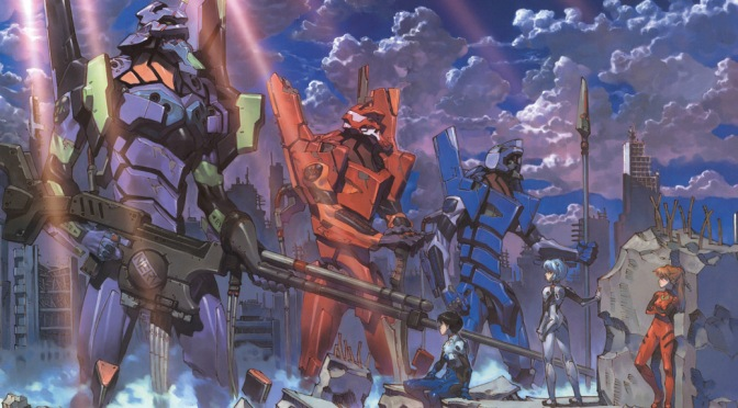 Neon Genesis Evangelion – Anime Review