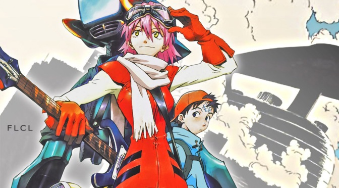 FLCL – Anime Review