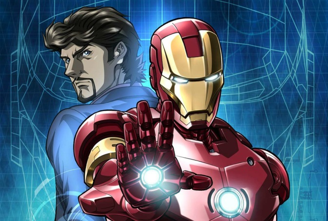 Iron Man – Anime Review