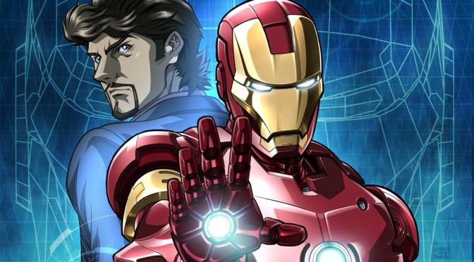 Iron Man – Anime Review