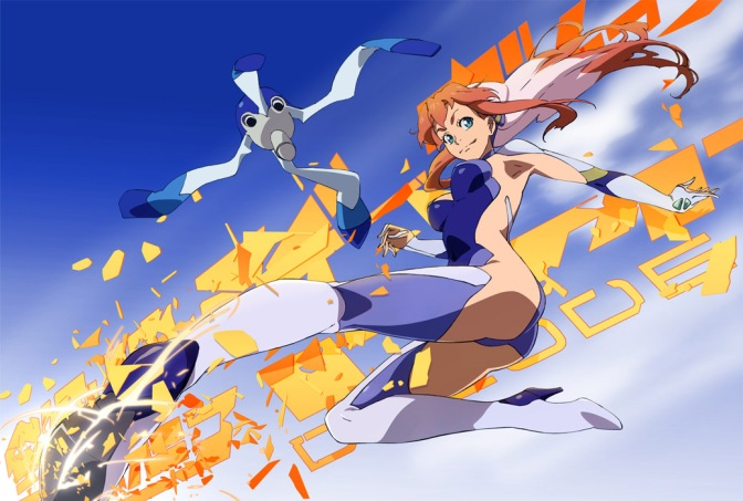 Birdy the Mighty: Decode – Anime Review