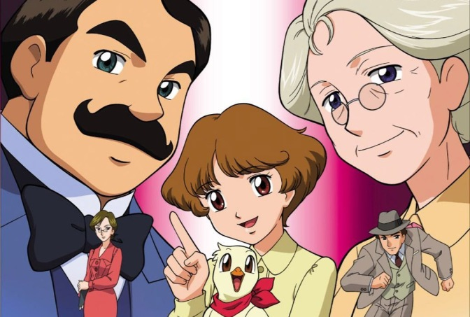 Agatha Christie's Great Detectives Poirot and Marple – Anime Review