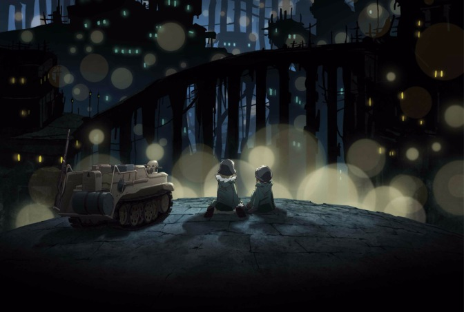 Girls' Last Tour – Anime Review