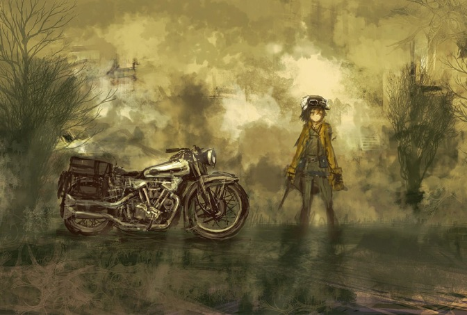Kino's Journey – Anime Review