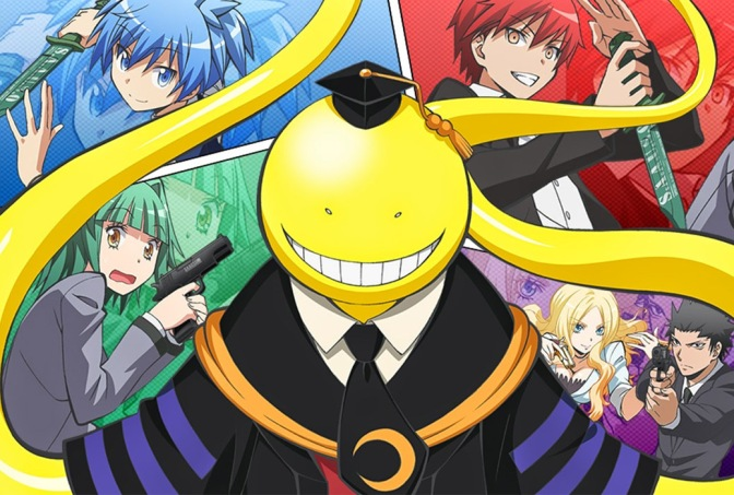 Assassination Classroom – Anime Review