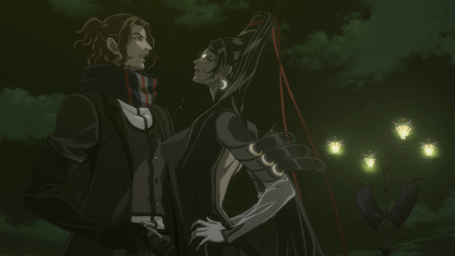 Bayonetta Bloody Fate Luka Nefarious Reviews