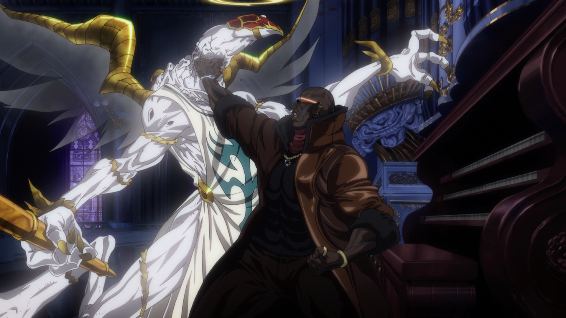 Bayonetta Bloody Fate Rodin Nefarious Reviews