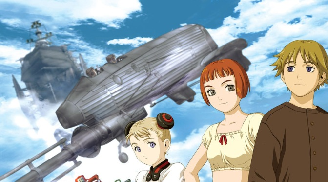 Last Exile – Anime Review