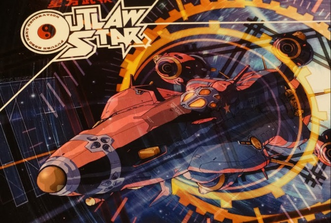 Outlaw Star – Anime Review