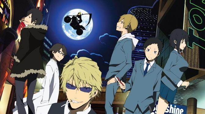 Durarara!! – Anime Review