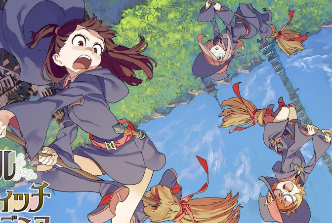 Little Witch Academia – Anime Review