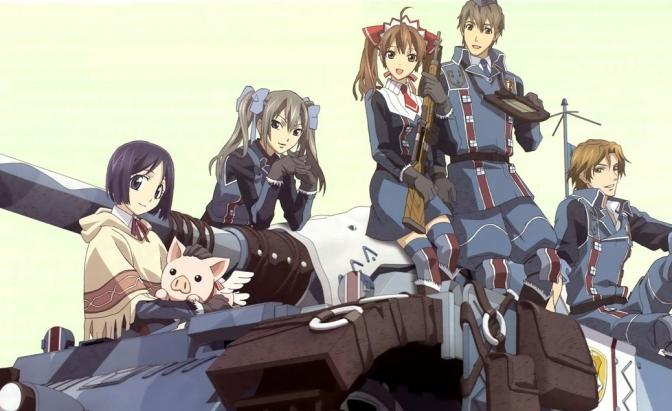 Valkyria Chronicles – Anime Review