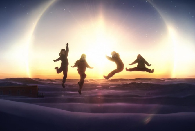 A Place Further than the Universe – Anime Review