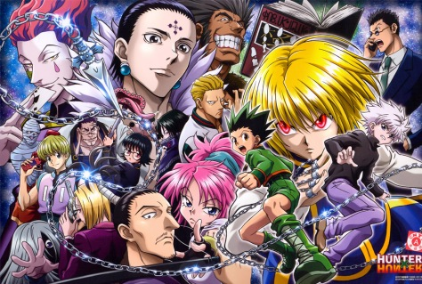 Hunter x Hunter – Anime Review | Nefarious Reviews