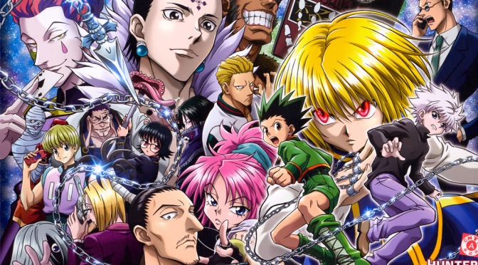 Hunter X Hunter Anime Review Nefarious Reviews