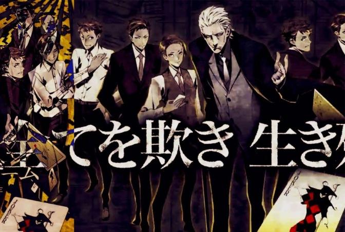 Joker Game – Anime Review