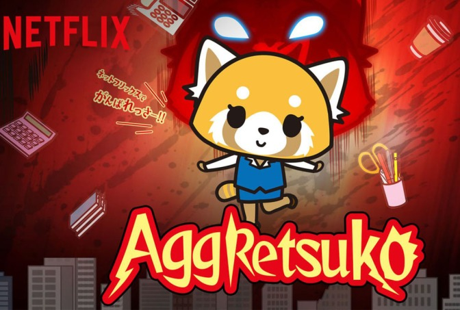 Aggretsuko – Anime Review