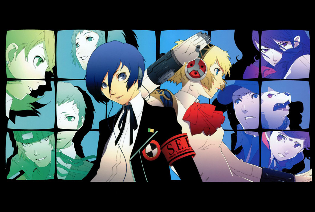 Dating persona 3 anime