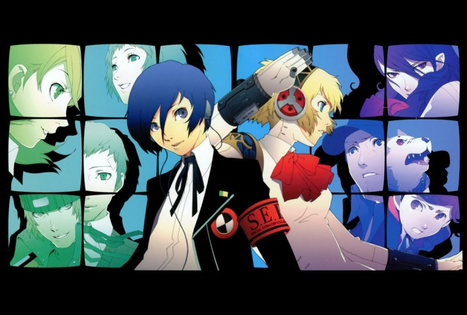 Persona 3 – Anime Review