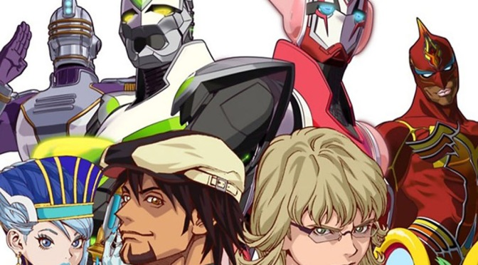 Tiger & Bunny – Anime Review