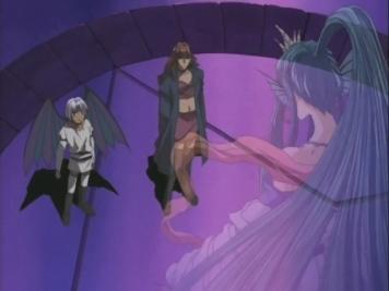 Angel Sanctuary Anime Review Nefarious Reviews