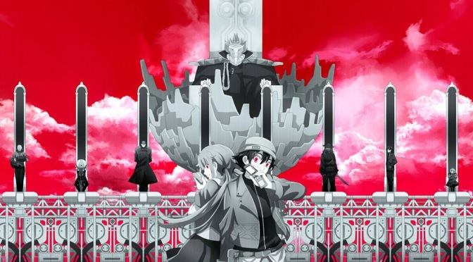 Future Diary – Anime Review