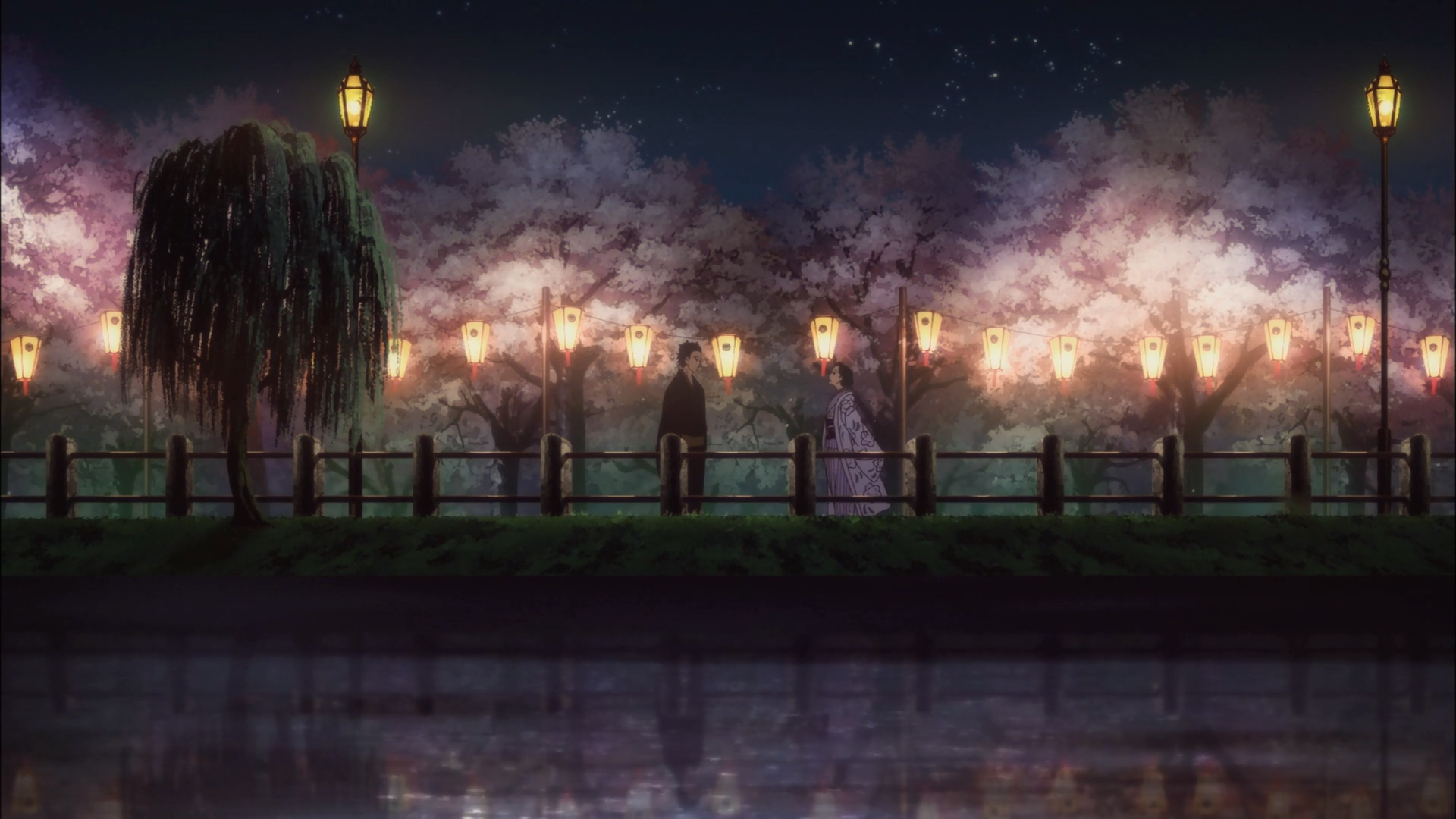 Shouwa Genroku Rakugo Shinjuu Scenery Nefarious Reviews