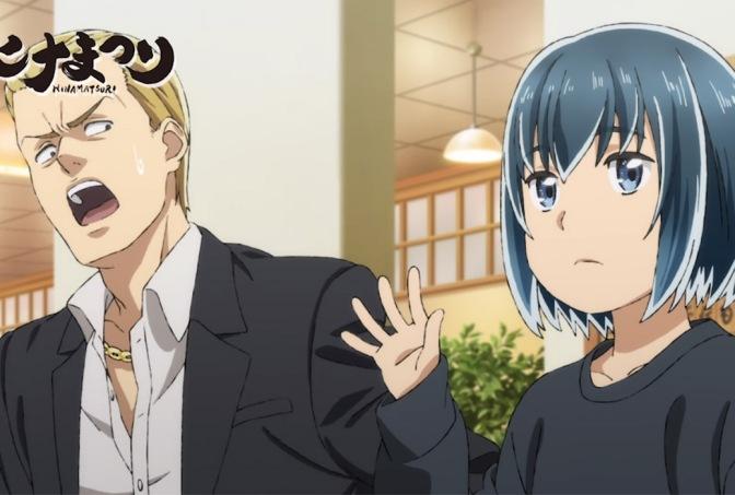 Hinamatsuri – Anime Review