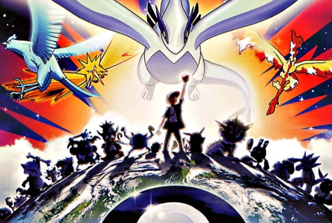 Pokémon: The Movie 2000 – Anime Review