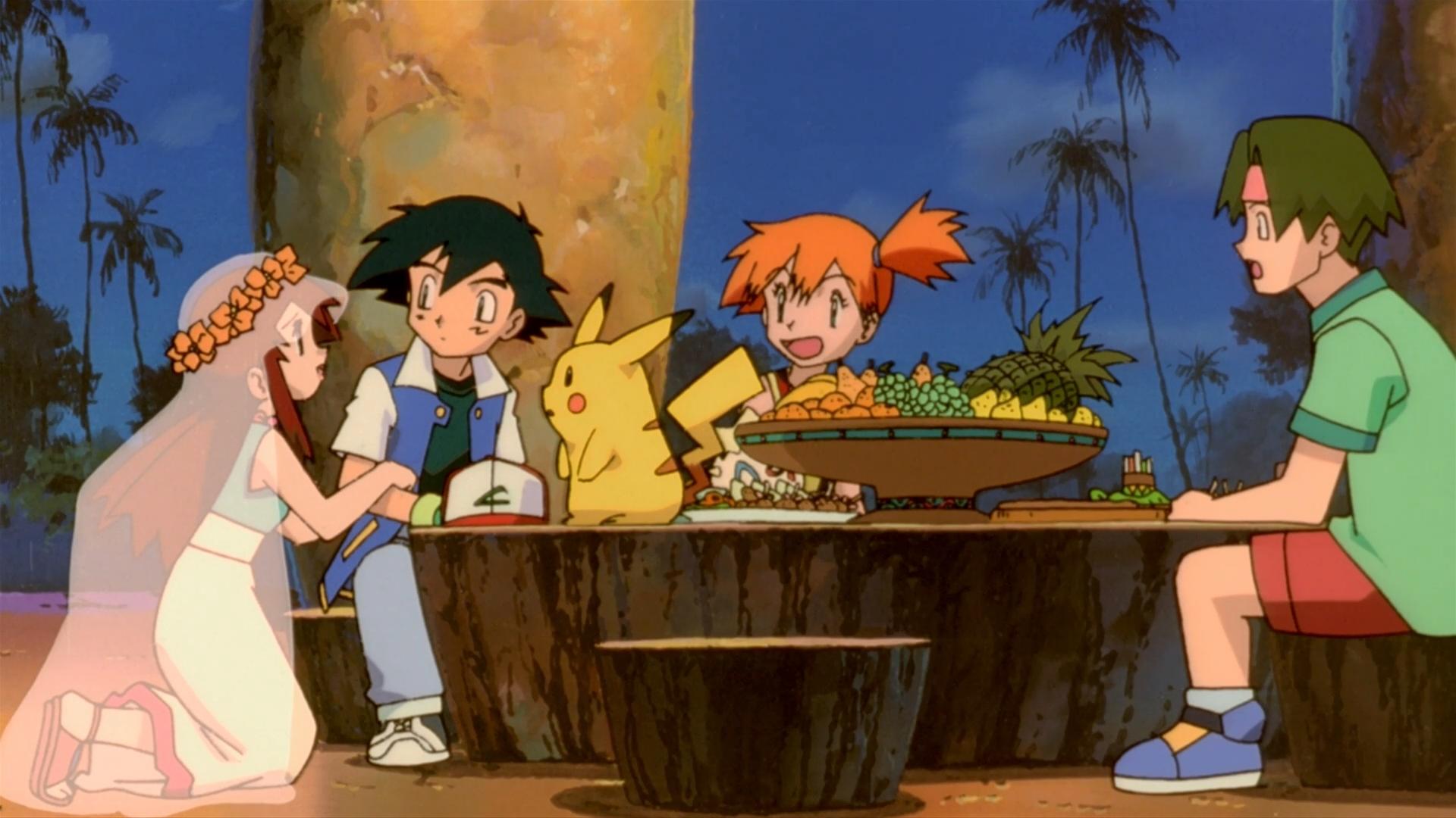 Pokemon The Movie 2000 Festival Nefarious Reviews