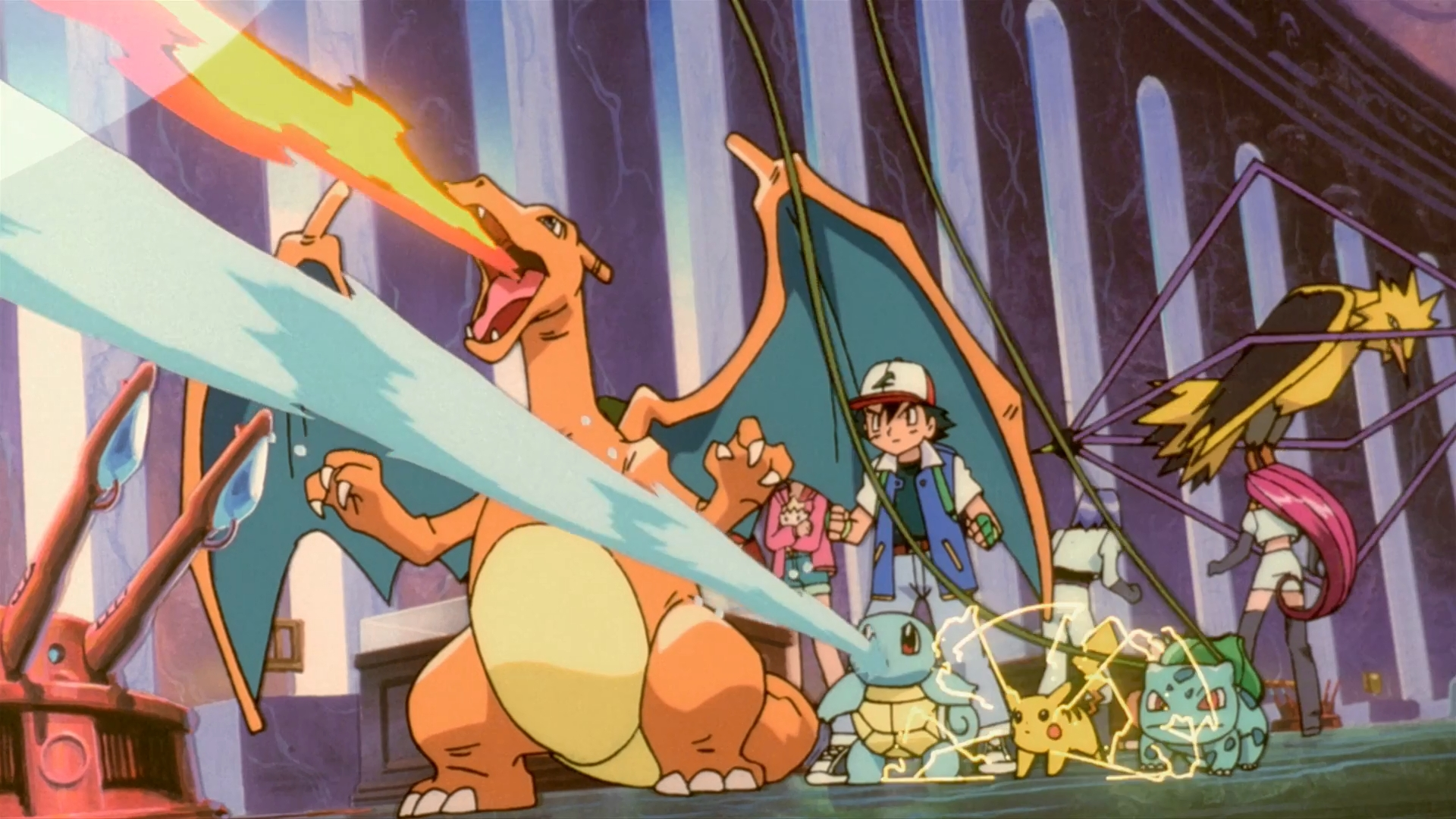 Pokemon The Movie 2000 Team Nefarious Reviews