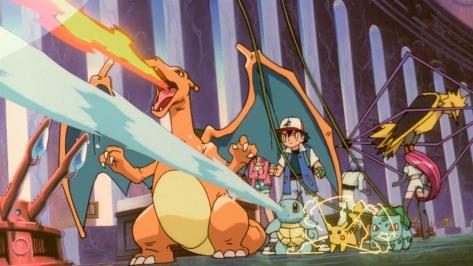 Pokemon The Movie 2000 Anime Review Nefarious Reviews