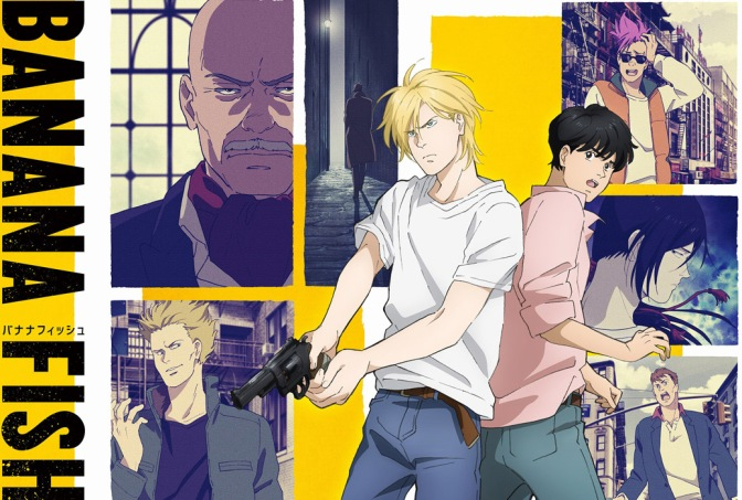Banana Fish – Anime Review