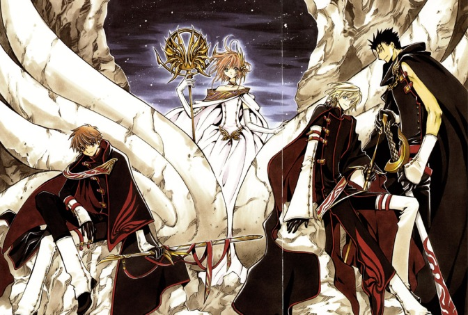 Tsubasa Reservoir Chronicle – Anime Review