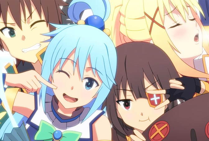 KonoSuba: God's Blessing on This Wonderful World! – Anime Review