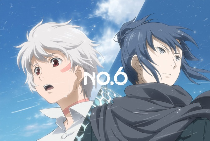 No. 6 – Anime Review