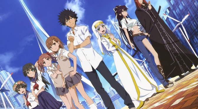A Certain Magical Index – Anime Review