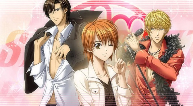 Skip Beat! – Anime Review