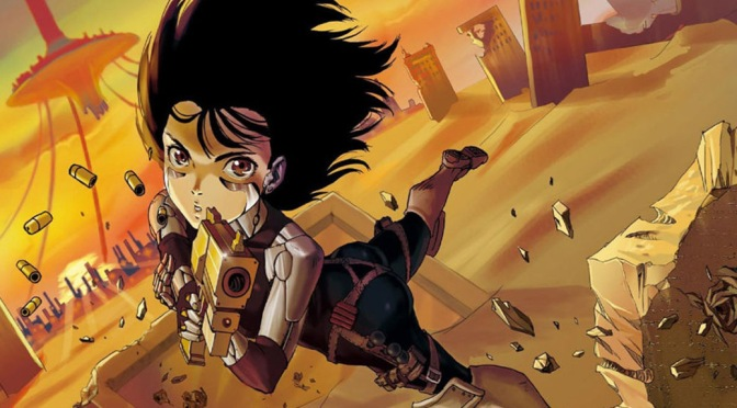 Battle Angel Alita – Anime Review