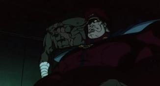 Street Fighter 2 Movie - Bison