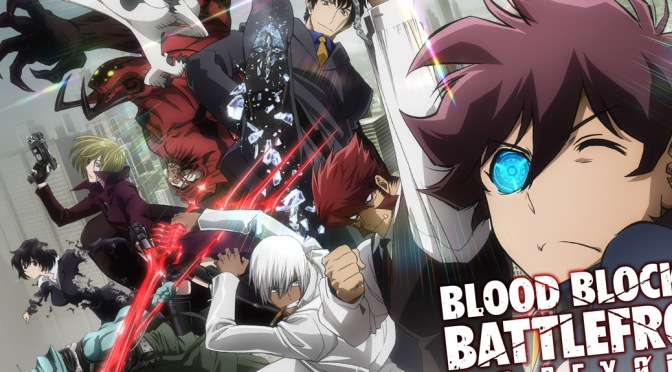 Blood Blockade Battlefront – Anime Review