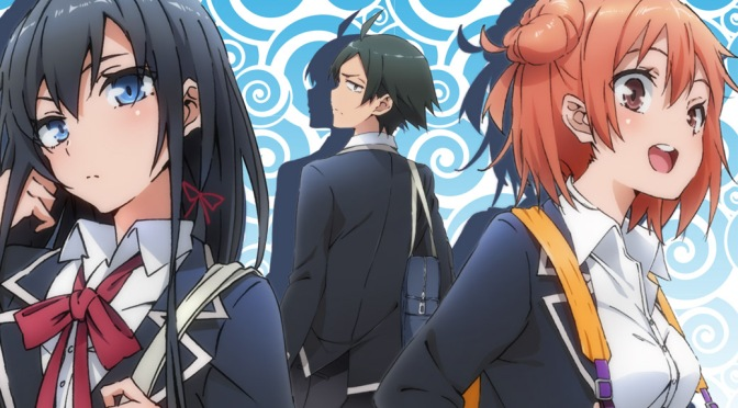 My Teen Romantic Comedy SNAFU – Anime Review