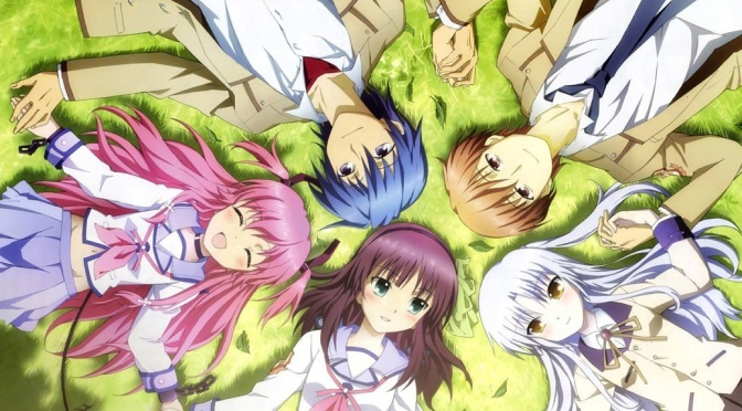 Angel Beats! – Anime Review