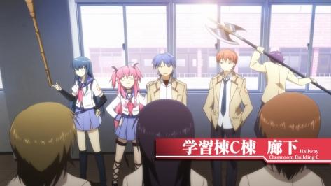 Angel Beats! – Anime Review | Nefarious Reviews