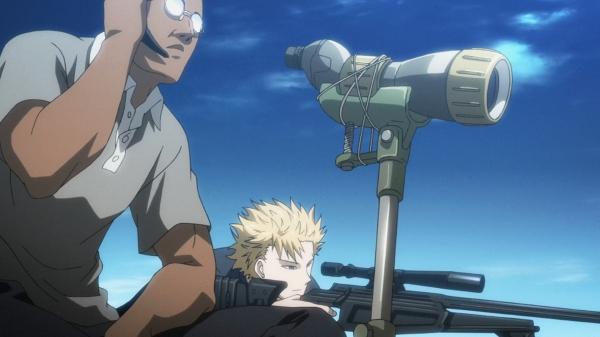 Jormungand – Anime Review | Nefarious Reviews
